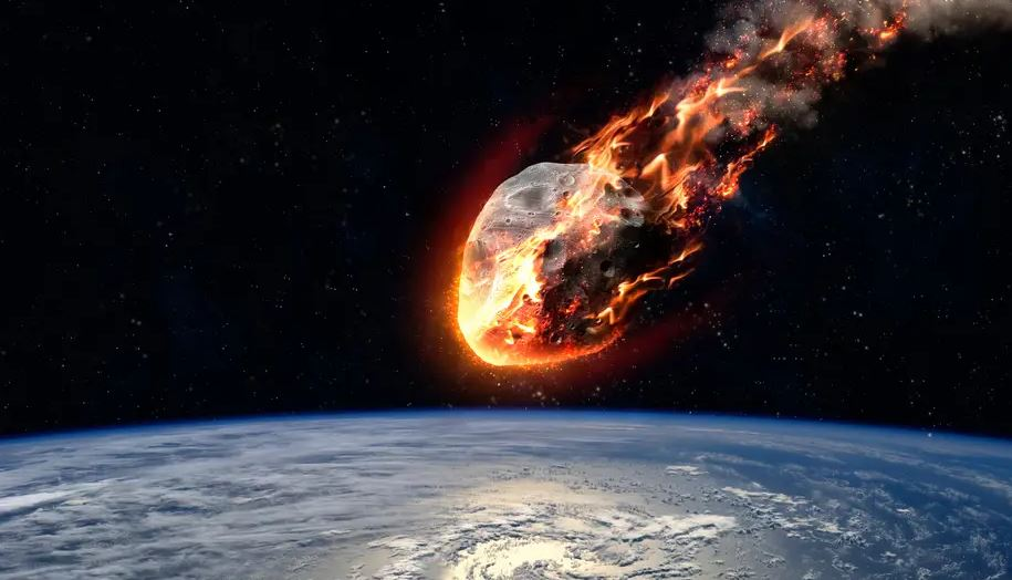Asteroid That Killed Dinosaurs Acidified Oceans, Claims Study