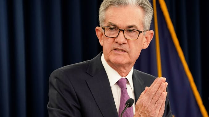 Fed Chairman Jerome Powell's Future Looks Uncertain If Trump Gets Reelected